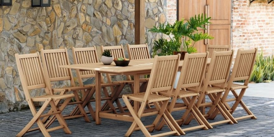 Five Reasons Why Teak Is The Best Wood, Best Wood For Outdoor Furniture